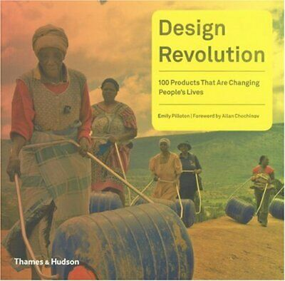 Design Revolution: 100 Products That Are Changin... by Allan