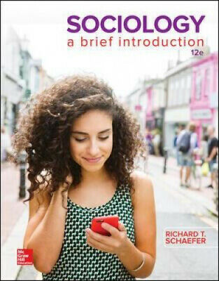 LooseLeaf for Sociology: A Brief Introduction by University