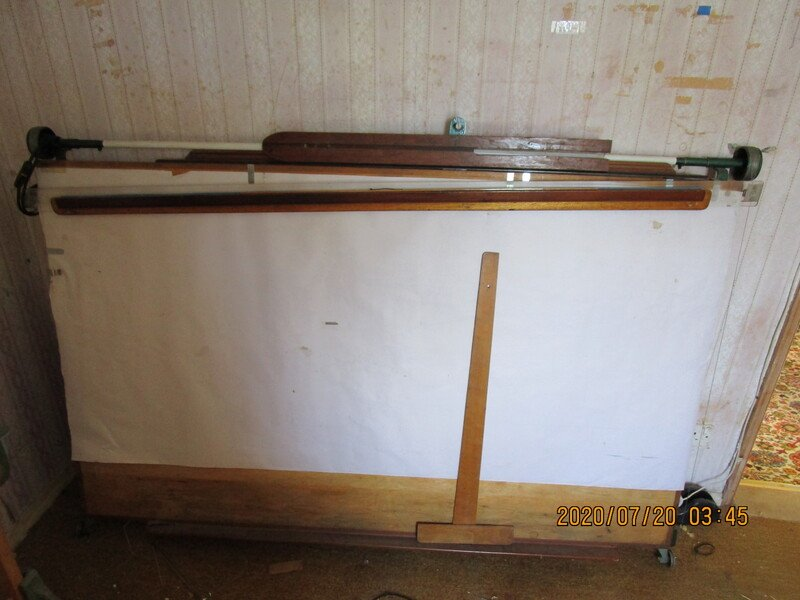 Regent Draughman's Drawing Board and Stand
