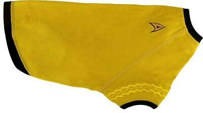 Star Trek Starfleet Gold Uniform Dog Shirt, X-Large