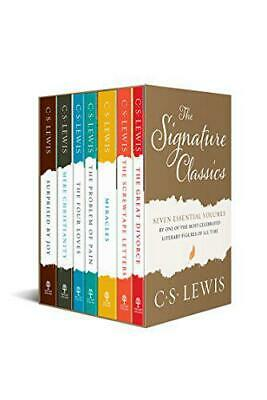The Complete C. S. Lewis Signature Classics: Boxed Set by