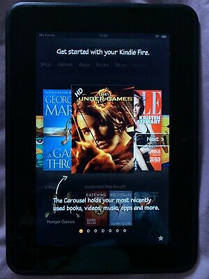 Amazon Kindle Fire HD 7 (2nd Generation) 32GB, Wi-Fi, 7in -