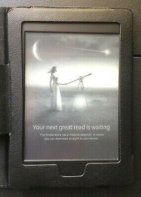 Amazon KindlePaperwh ite 7th Generation 4GB Wi-Fi 6in -