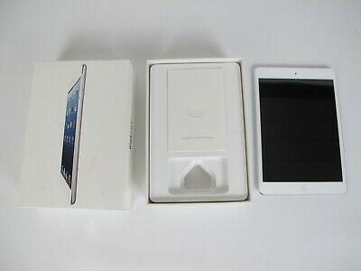 Apple iPad Mini 1st Gen. 16GB, Wi-Fi, 7.9in. White & Silver.
