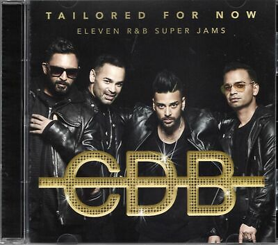 CDB - Tailored For Now (Eleven R&B Super Jams)  CD (New)