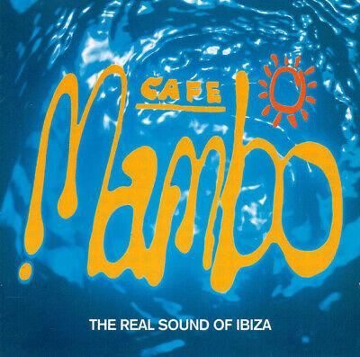 Cafe Mambo Real Sound Of Ibiza new 2CD  Sony house