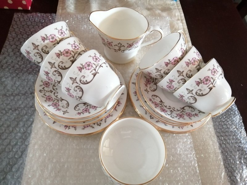 Duchess bone China tea set
