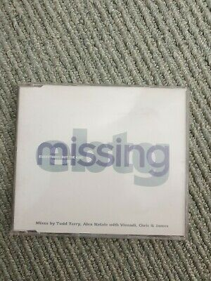 Everything But the Girl Missing CD Single