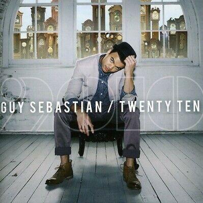 Guy Sebastian: Twenty Ten (Greatest Hits) CD Expertly