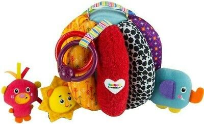 LAMAZE - GRAB & HIDE BALL - Baby ACTIVITY TOY **BRAND NEW**