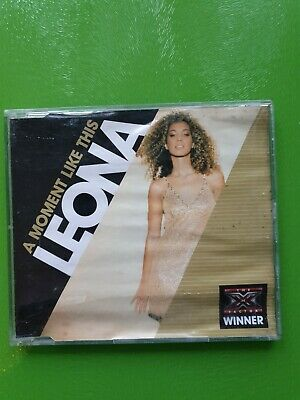 Leona Lewis - A Moment Like This ( CD Single) The X