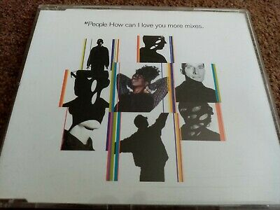 M People - How Can I Love You More (Mixes) ( Track CD