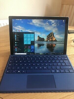 Microsoft Surface Pro 4 Bundle 128GB, Wi-Fi, 12.3 inch -
