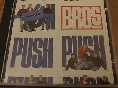 Push by Bros we all remember how fantastic the brothers were