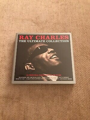 Ray Charles - The Ultimate Collection - Best Of / Greatest
