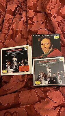 Rossini: Il Viaggio A Reims 2 CD Box Set Box Slight Damage