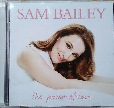 Sam Bailey - The Power of Love (CD) () New