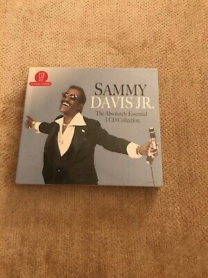 Sammy Davis Jr. - The Absolutely Essential 3 CD Collection