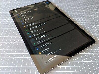 Samsung Galaxy Tab SGB with LTE + Teal Folio