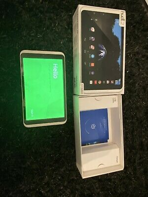 TESCO Hudl 2 8.3 inch Android Tablet - White Cracked Screen
