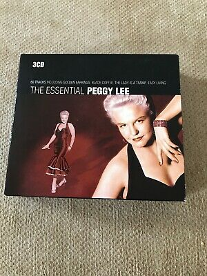 The Essential Peggy Lee, Lee, Peggy, Good Box set