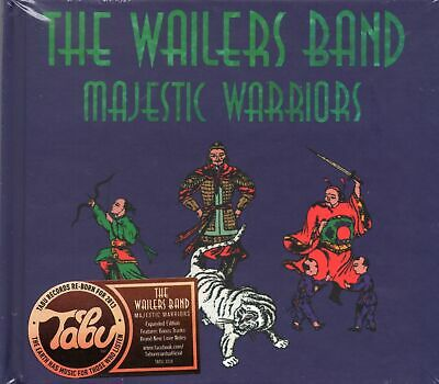 Wailers Band - Majestic Warriors ( CD)  Album By Bob