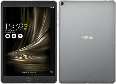 "ASUS ZenPad 3S GB Wi-Fi 9.7"" HD IPS Grey Fast Android"