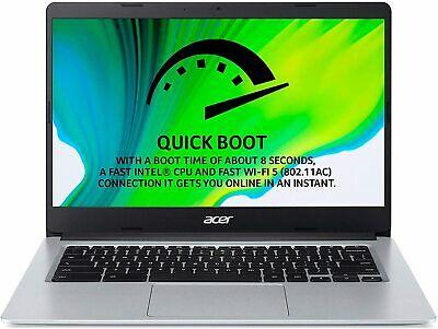 Acer Chromebook CB314 Intel Celeron NGB Ram 32GB eMMC