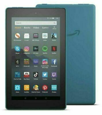 Amazon Fire 7 B07HZHJGY7 16GB 9th Generation 7 Inch Tablet -