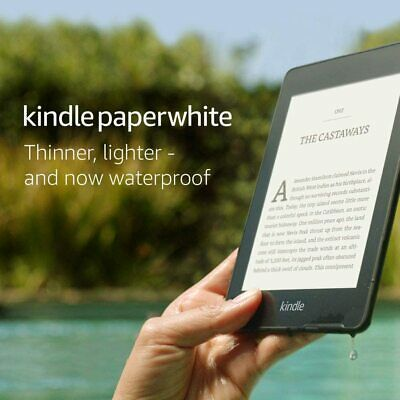Amazon Kindle Paperwhite GB With Special offers Black