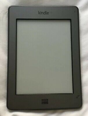 Amazon Kindle Touch (4th Generation) 4GB, Wi-Fi + 3G