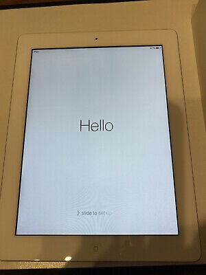 Apple iPad 2 16GB, Wi-Fi, 9.7in - White
