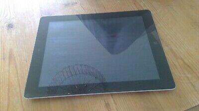 Apple iPad 2 64GB, Wi-Fi, 9.7in - Black WILL NOT CHARGE