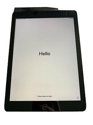 Apple iPad 5th Gen. 32GB, Wi-Fi + Cellular (Unlocked), Space