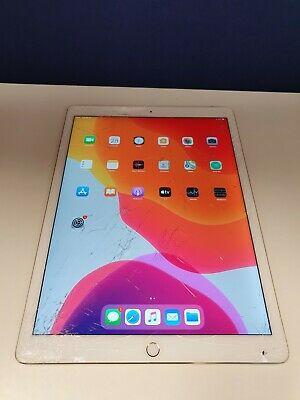 Apple iPad Pro 1st Gen. 32GB, Wi-Fi, 12.9 in - Gold *SEE