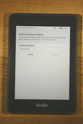 **BLOCKED** Amazon Kindle Paperwhite (10th Generation) 8GB