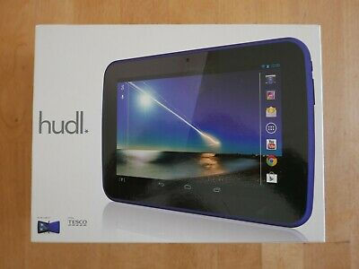 Hudl 1 tablet 16GB Blue - boxed and original.