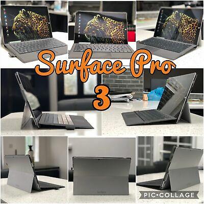 "Microsoft Surface Pro 3 i GHz 12"" Screen 4GB RAM"