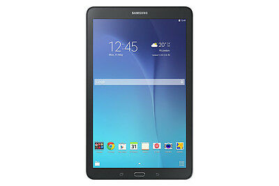 "Samsung Galaxy Tab E T"" Black 8gb WiFi WLAN Tablet"