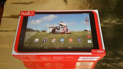 Tesco HUDL2 16GB, Wi-Fi, 8.3in - Rocket Red, Used