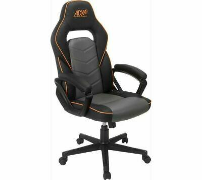 ADX ACHAIR19 Gaming Chair - Black & Grey DAMAGED BOX