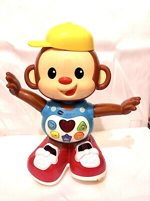 Chase Me Casey Toy - This adorable little monkey dances and