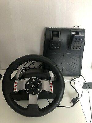 Logitech G29 Steering Wheel and Logitech Driving Force Pro