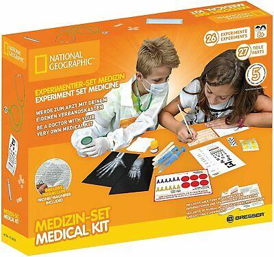 National Geographic Experiment Set Medical Kit