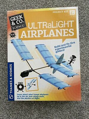 Thames and Kosmos Ultralight Airplanes Science Kit Brand New