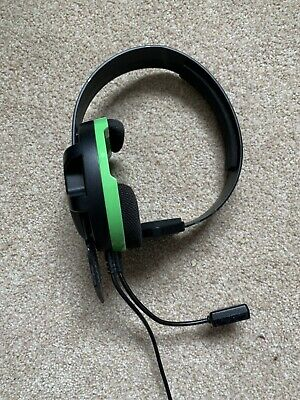 Turtle Beach Recon Chat Gaming Headset for Xbox One - Black