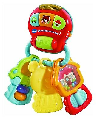 VTech Drive & Discover Baby Keys Interactive Educational Toy