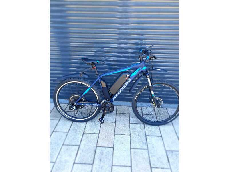 mountain bike electric high quality w 60miles on battery