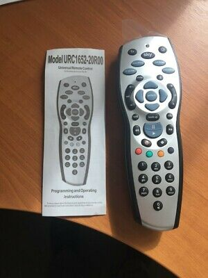 Sky Remote Control for Sky HD - URC - New still with