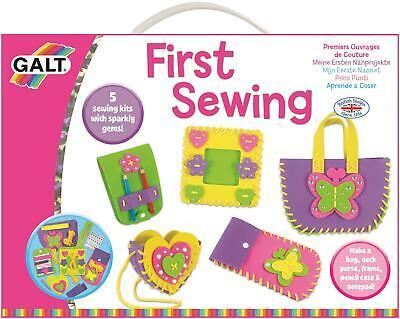 Galt FIRST SEWING Kids Art Craft Toy BN